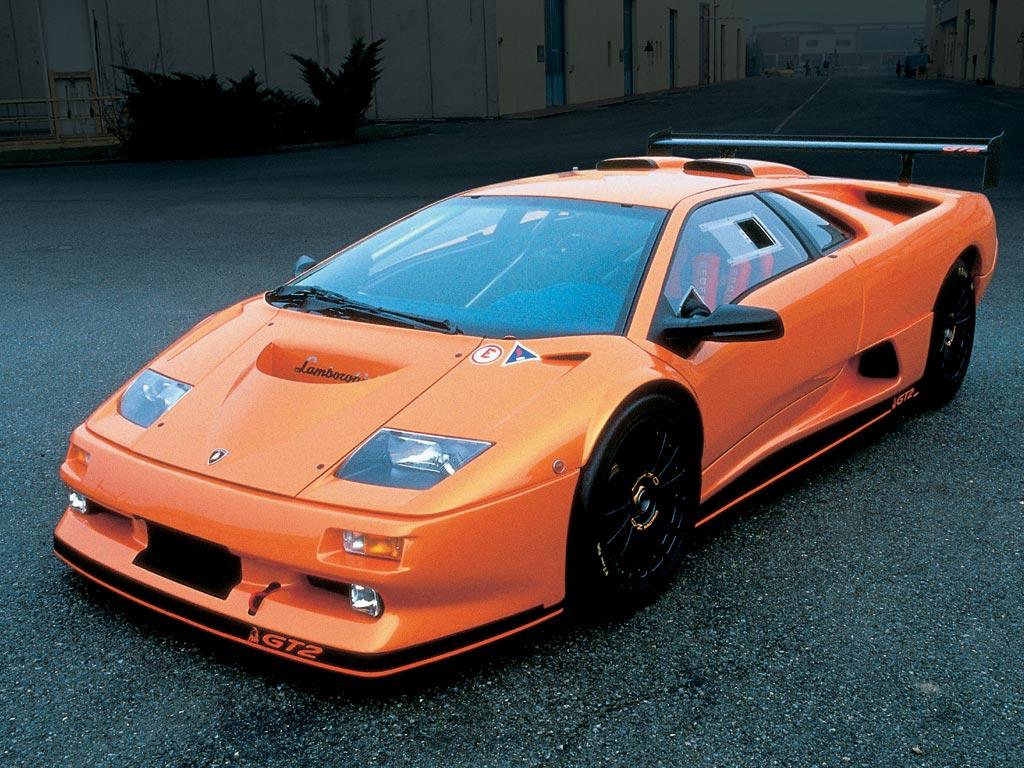 Lamborghini Diablo GT2 (1998)