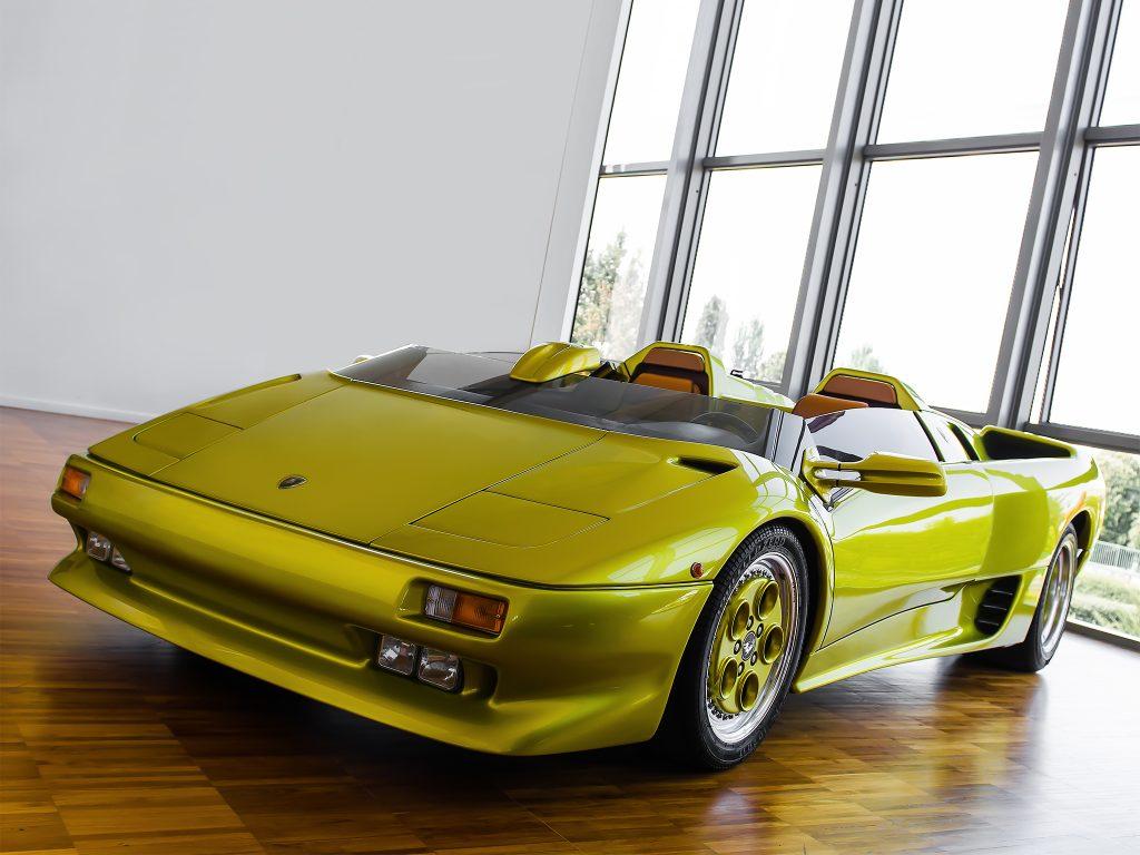 Lamborghini Diablo Roadster Prototype (1992)