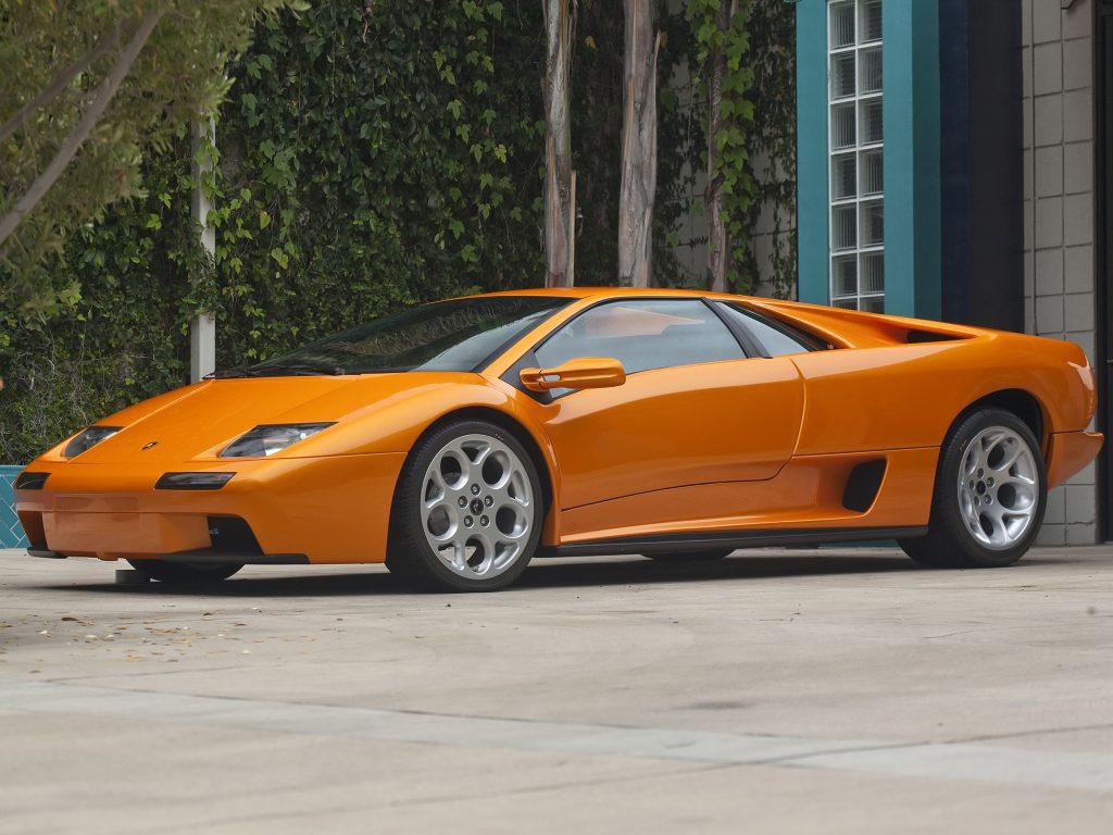 Lamborghini Diablo Styling Prototype (2000)