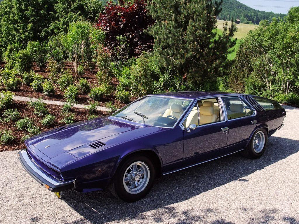Lamborghini Faena Concept by Frua (1978)