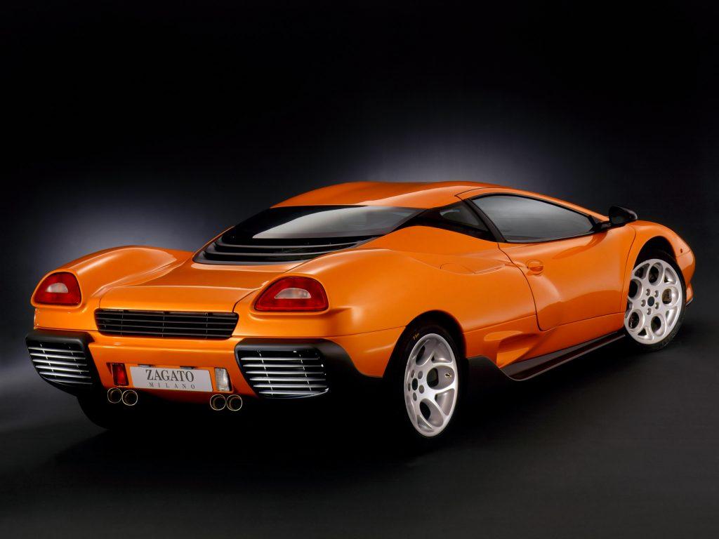 Lamborghini L147 Canto (1999)