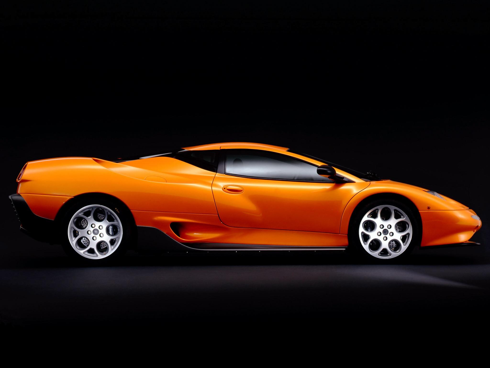 Lamborghini L147 Canto 1999 Old Concept Cars