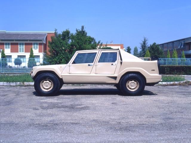Lamborghini LM001 (1981)