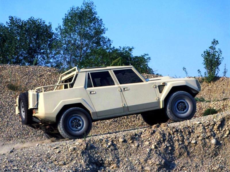 Lamborghini LM004 (1984)