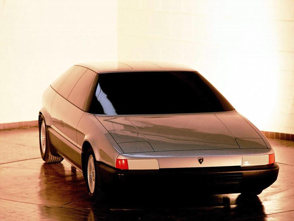 Lamborghini Marco Polo Concept (1982)