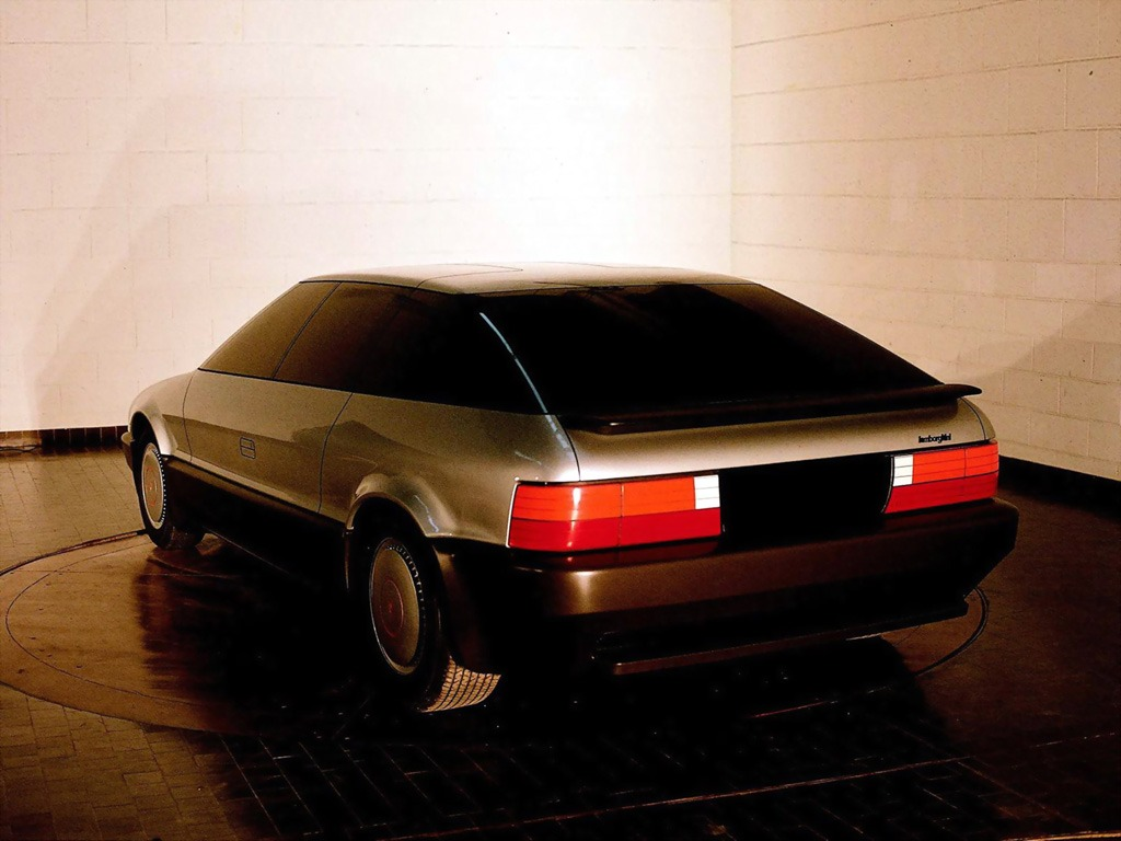 BMW Near Me >> Lamborghini Marco Polo Concept (1982) - Old Concept Cars