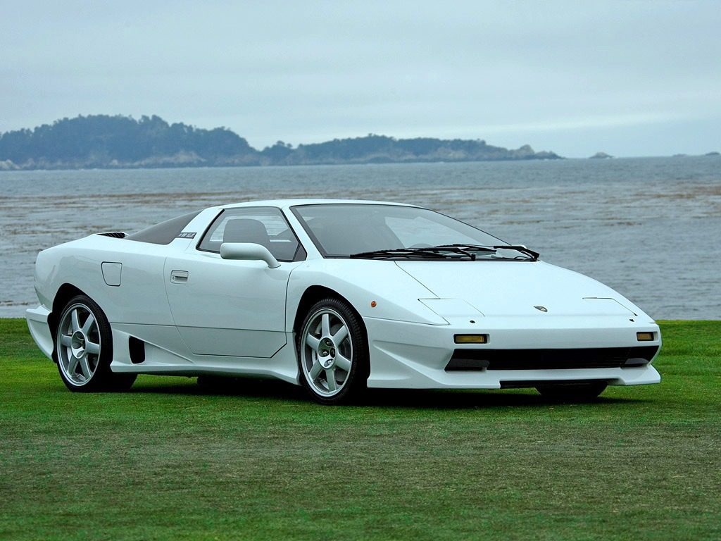 Lamborghini P140 (1989)