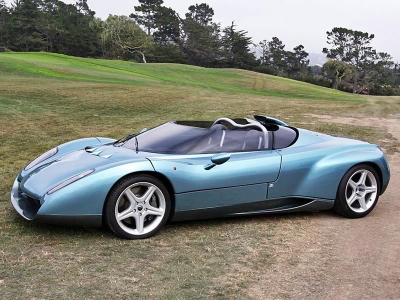 Lamborghini Raptor Concept (1996)
