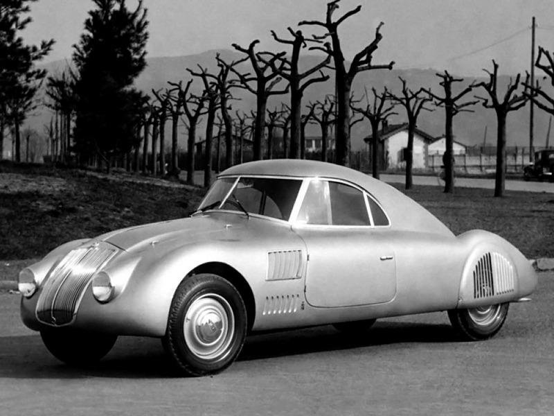Lancia Aprilia Berlinetta Aerodinamica (1937)
