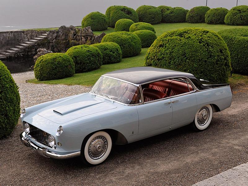 "Lancia Aurelia ""Florida"" 4 porte (1955)"