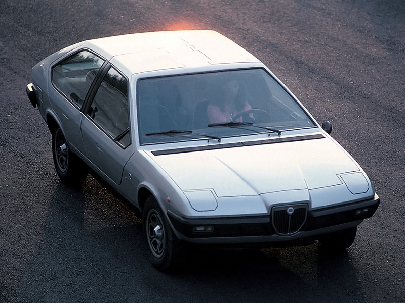 Lancia Beta Mizar (1974)