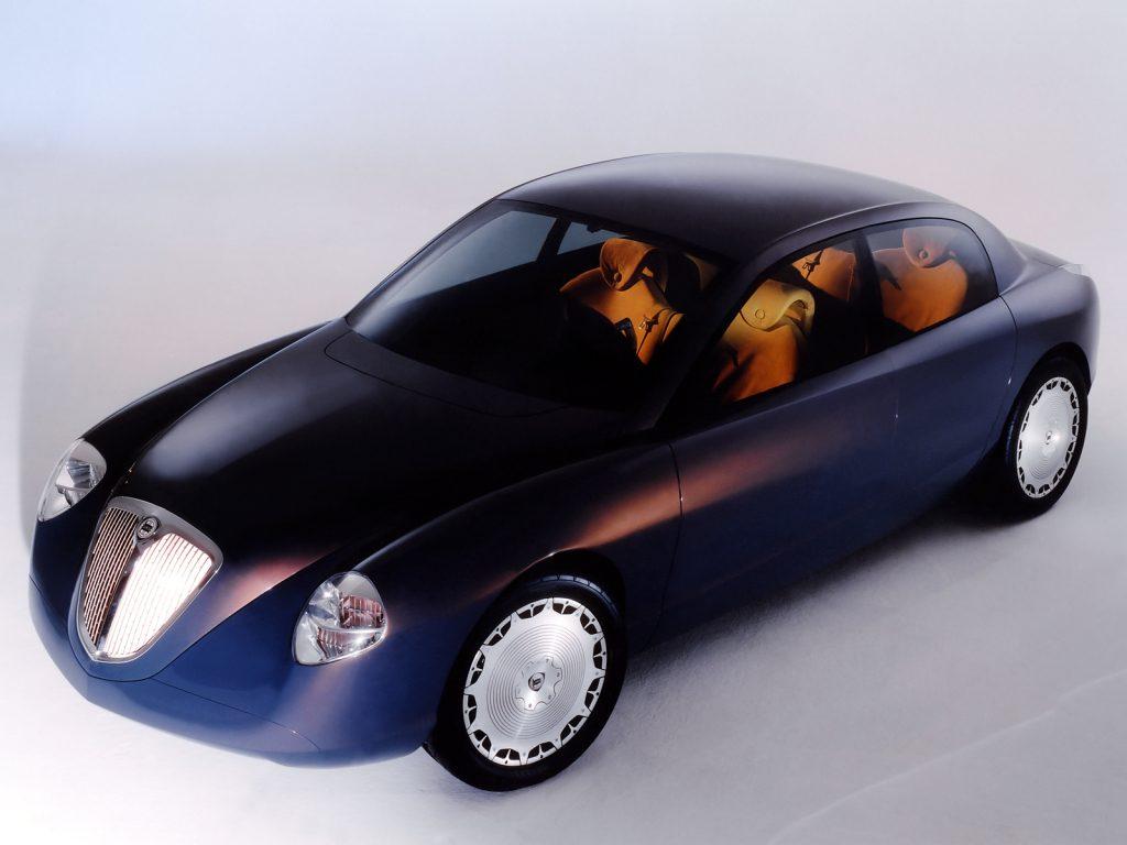 Lancia Dialogos Concept (1998)