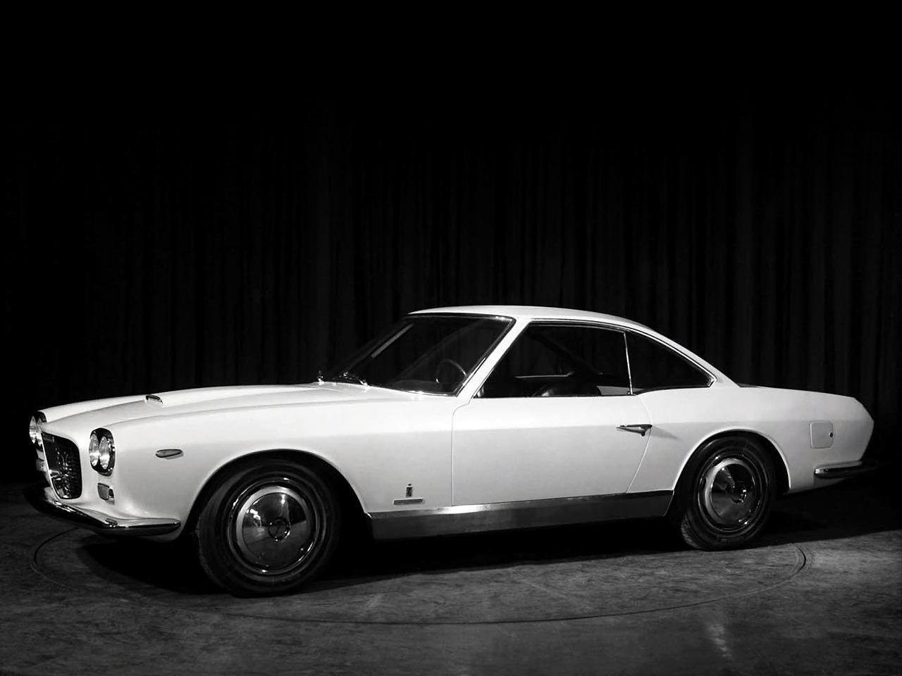 Saab Dealer Near Me >> Lancia Flaminia Speciale 3C (826) (1963) - Old Concept Cars