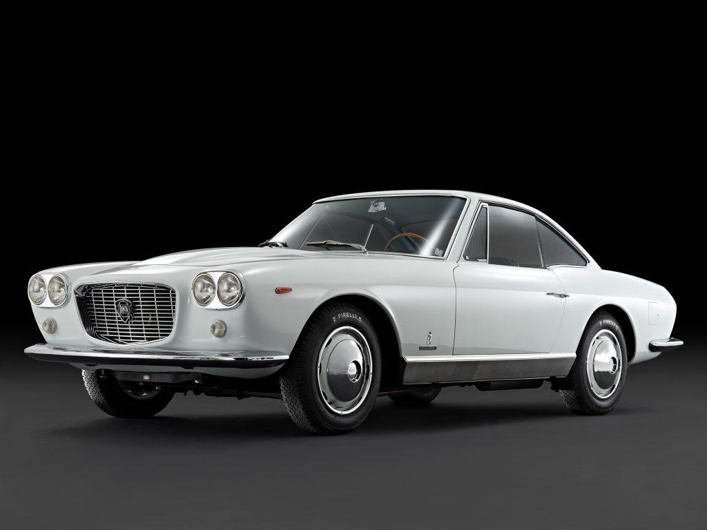 Lancia Flaminia Speciale 3C (826) (1963)