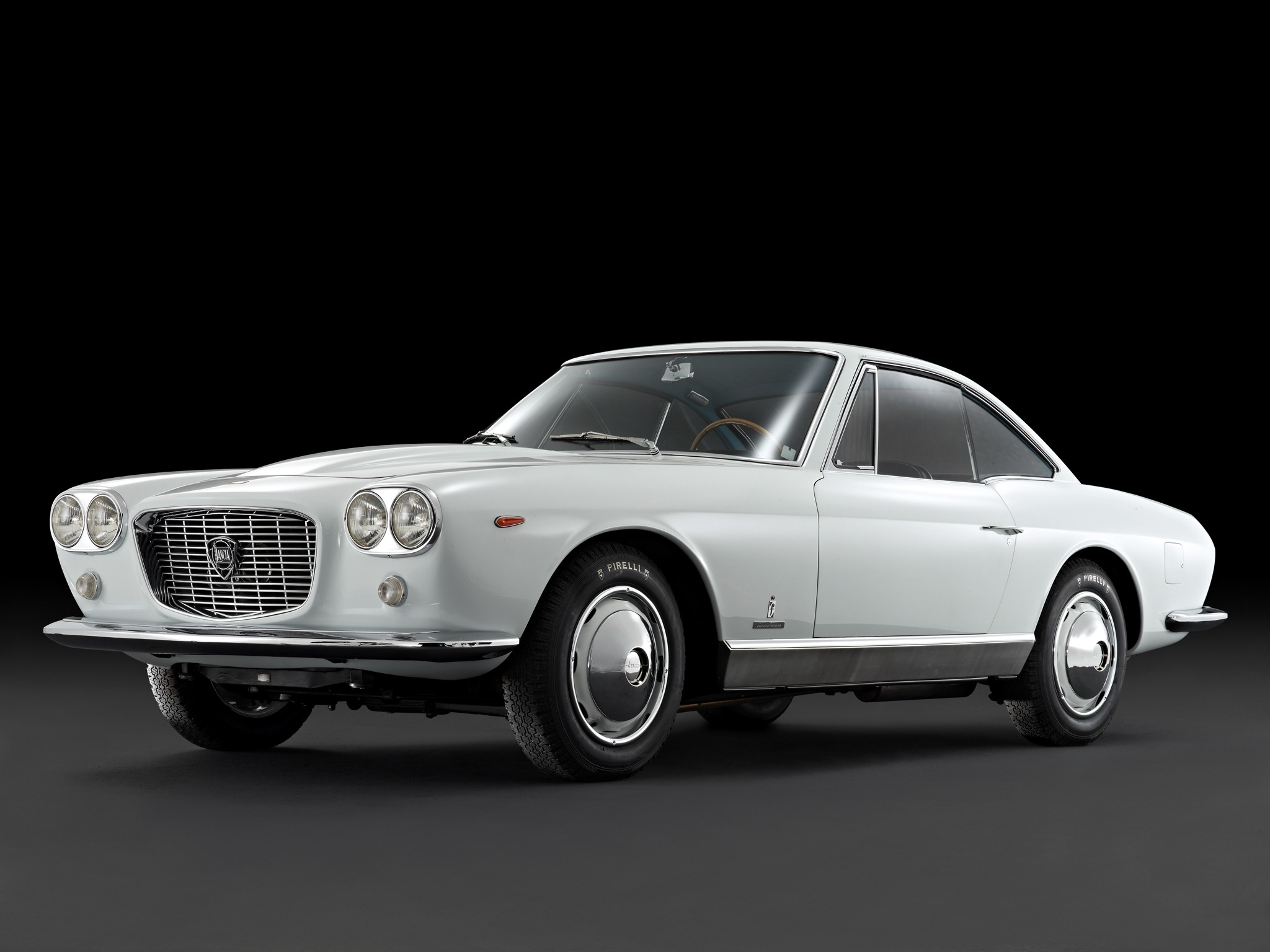 Lancia Flaminia Speciale 3c 826 1963 Old Concept Cars