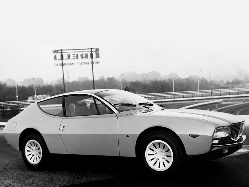 Lancia Flavia Super Sport (1967)