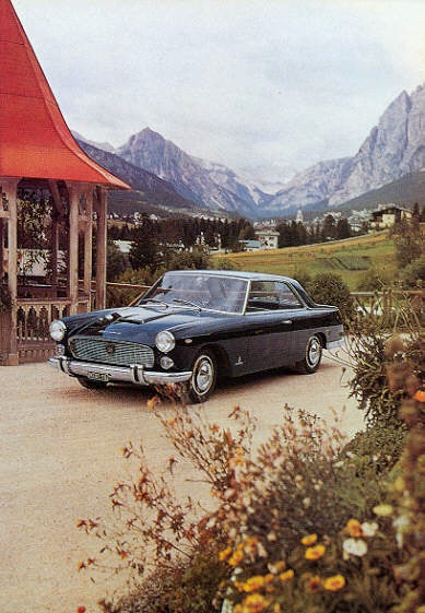 Lancia Florida Ii 1957 Old Concept Cars