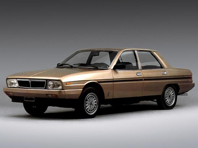 Lancia Gamma Scala (1980)