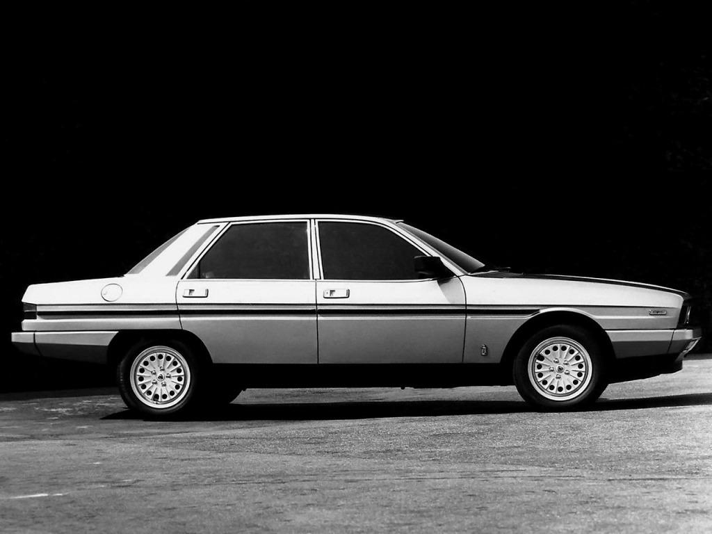 Lancia Gamma Scala 1980 Old Concept Cars