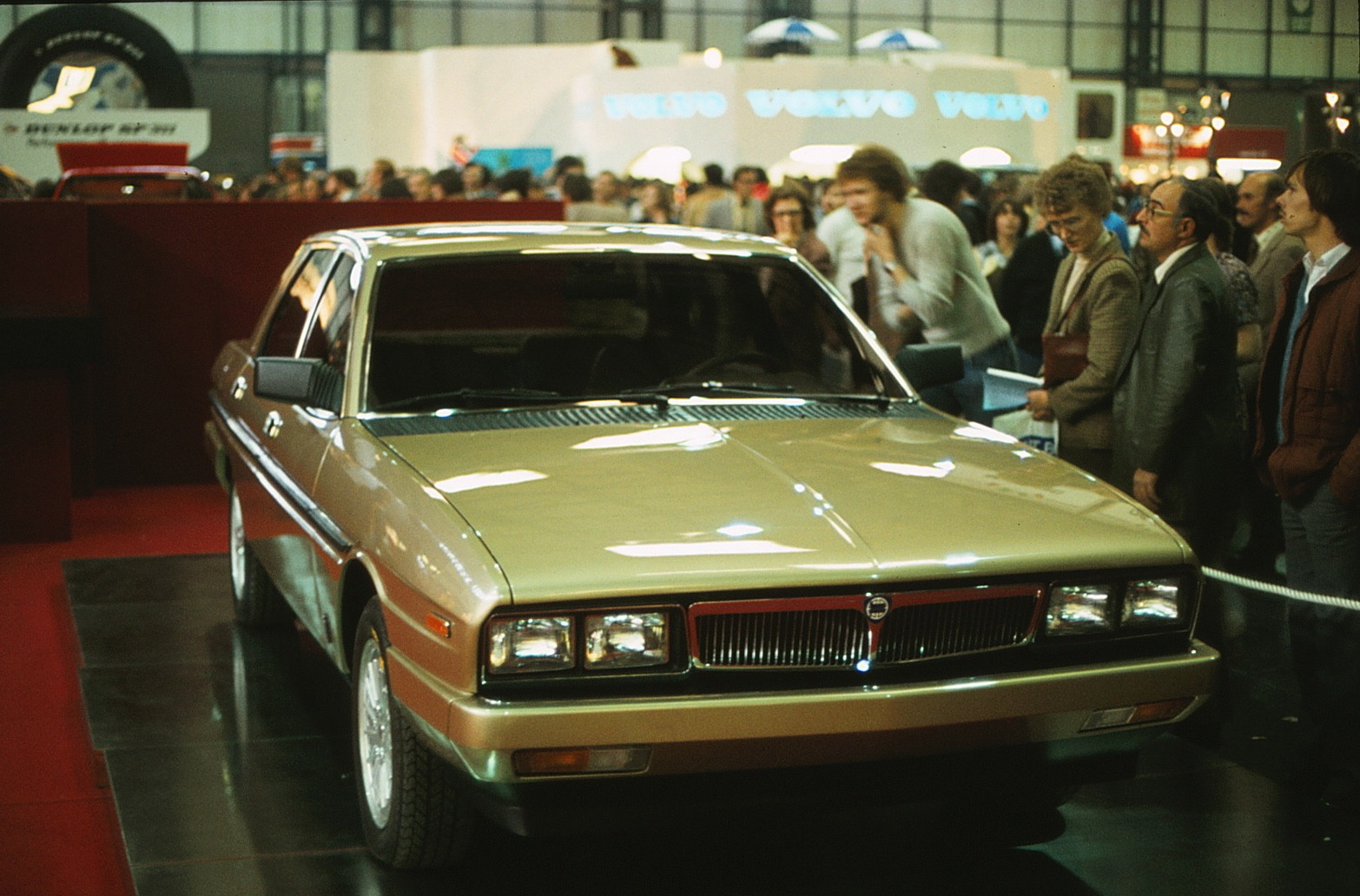 Lancia Gamma Scala 1980 Old Concept Cars