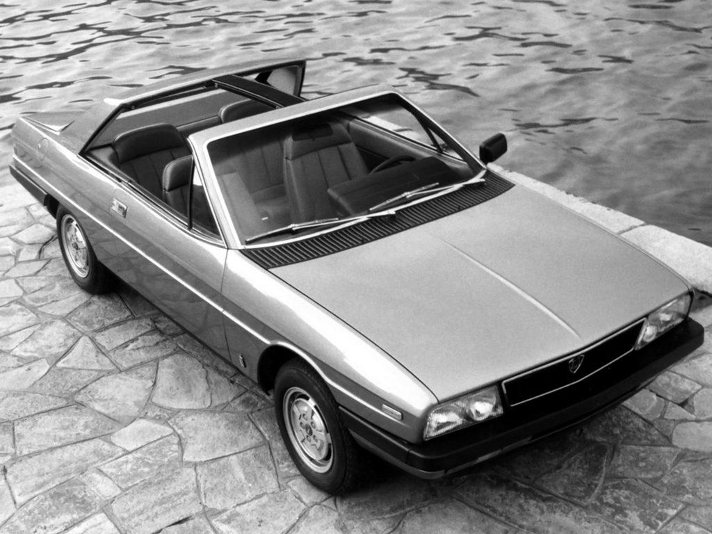 Lancia Gamma T-Roof (1978)