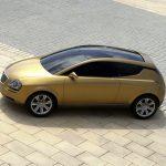 Lancia Granturismo Stilnovo Concept (2003)