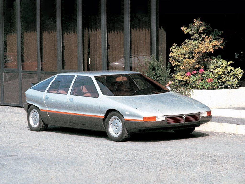 Lancia Medusa Concept (1980)