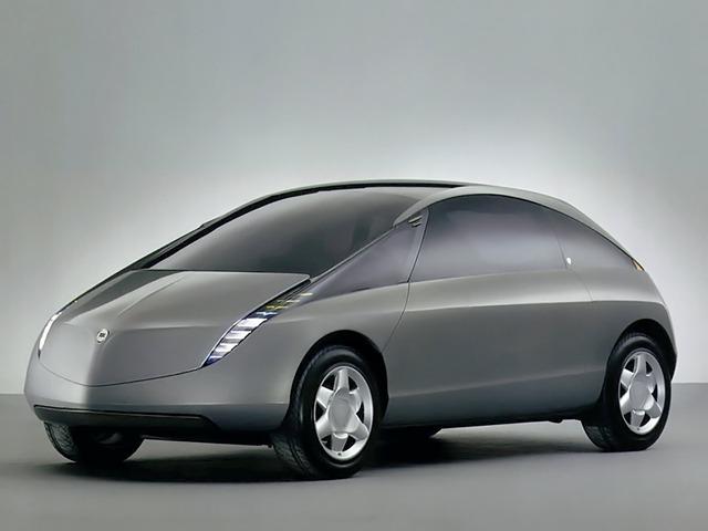 Lancia Nea Concept (2000)