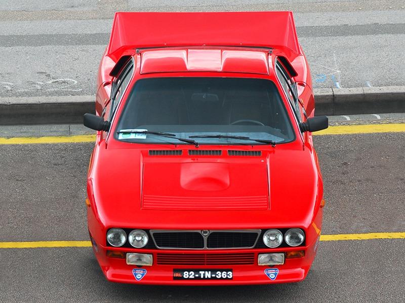 Lancia Rally 037 Stradale Concept (1982)