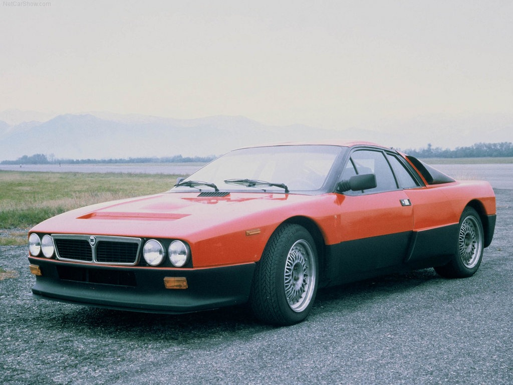 lancia rally 037 stradale concept 1982 old concept cars. Black Bedroom Furniture Sets. Home Design Ideas