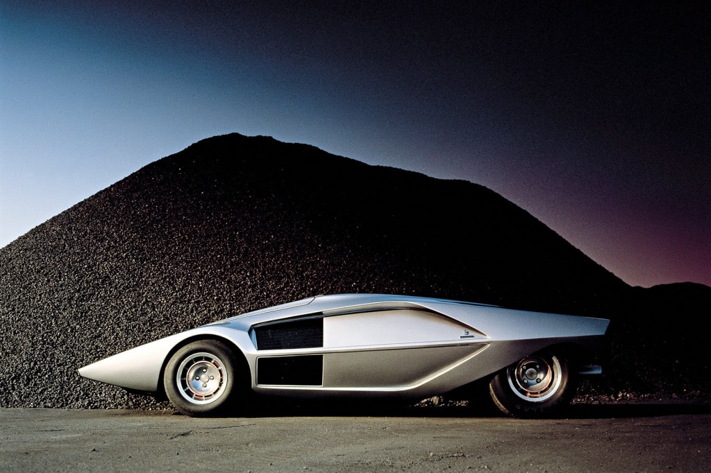 Bertone Archives – Old Concept Cars