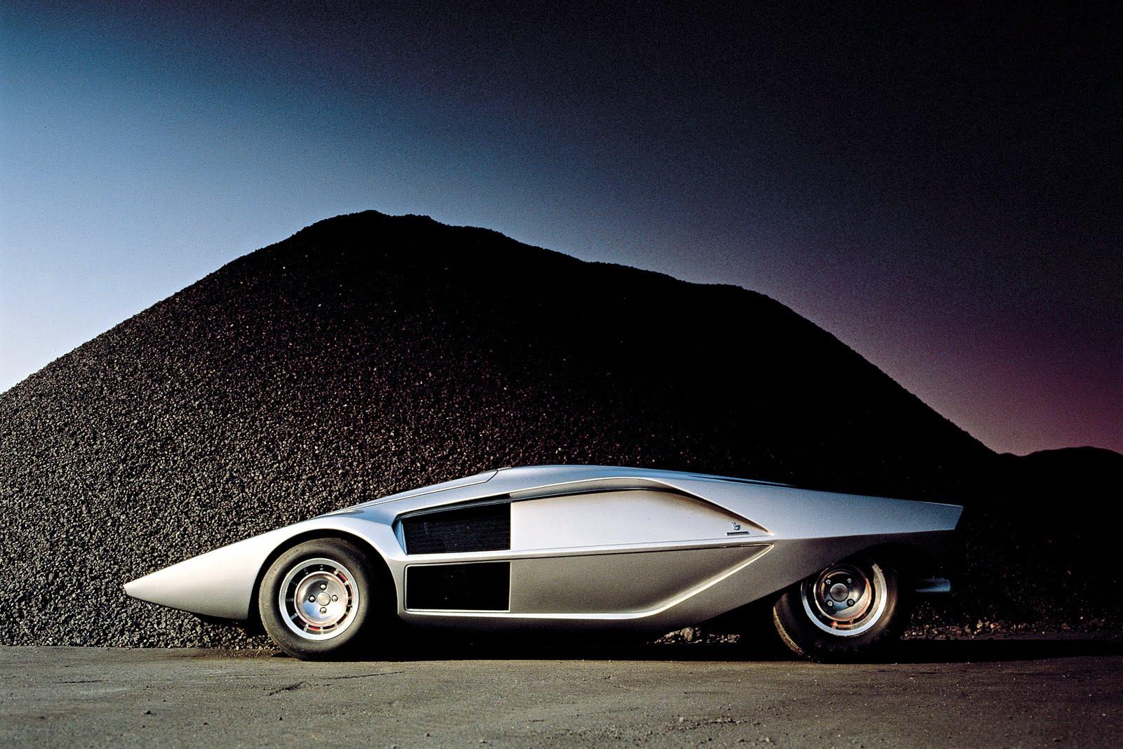 Lancia Stratos HF Zero - Breakfast in America