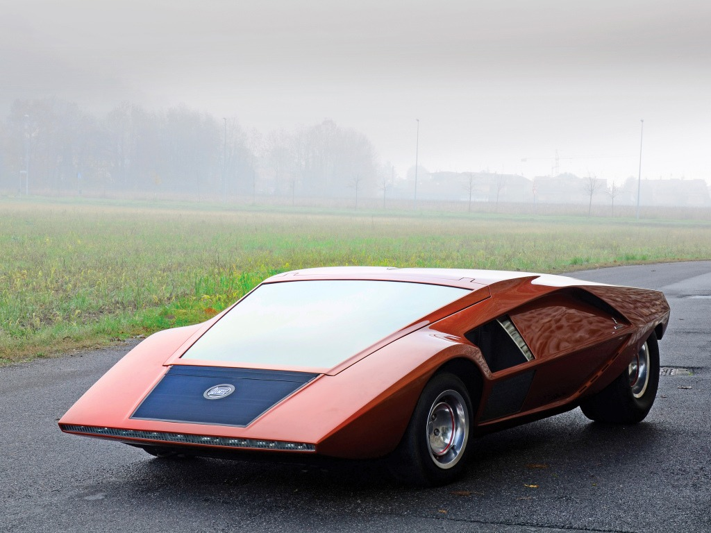 Amazing Futuristic Concept Cars of the 1970s – Old Concept Cars