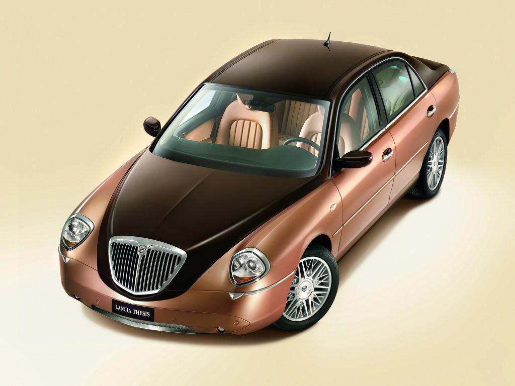 Lancia Thesis Bicolore (2004)