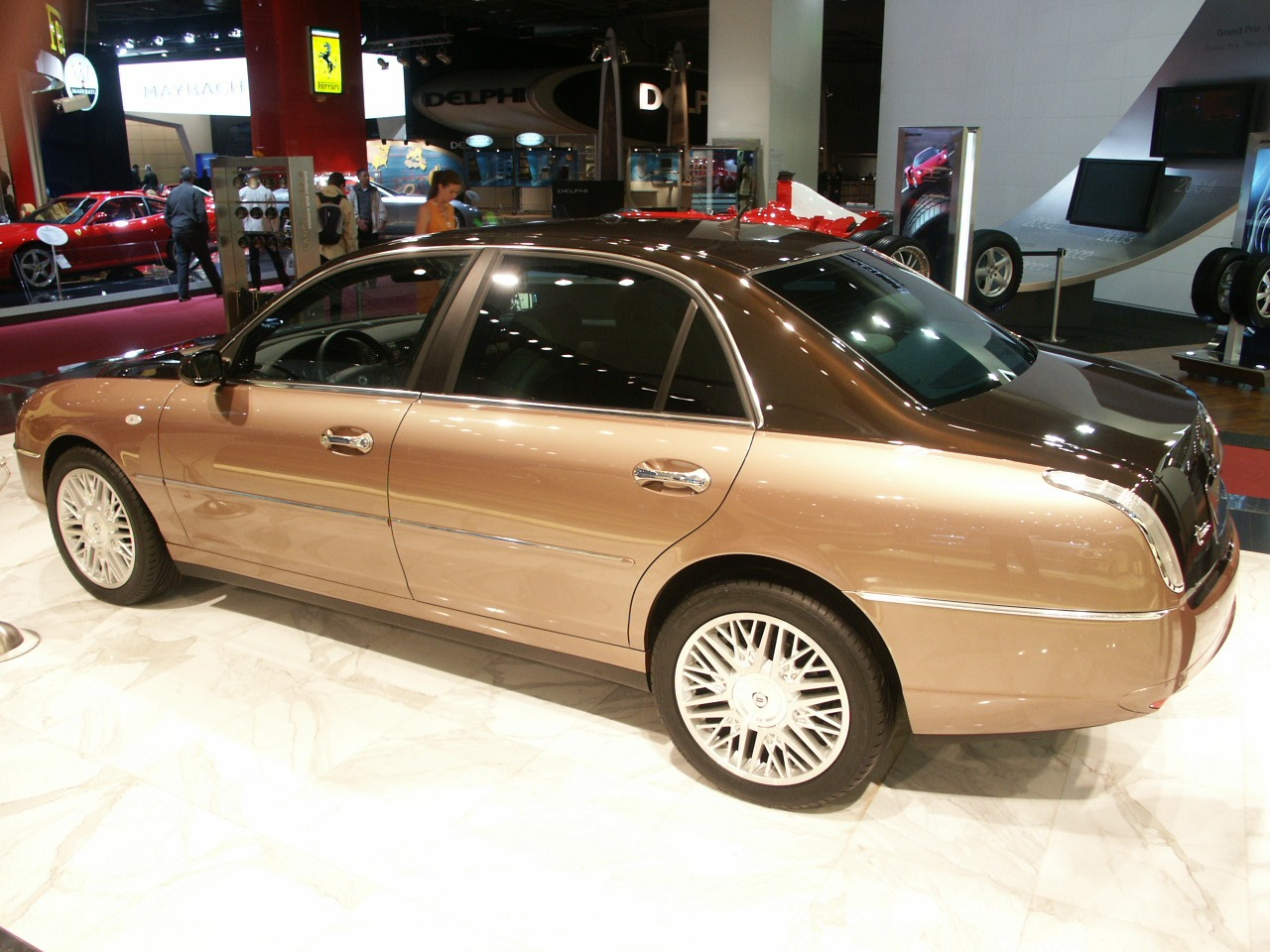 Lancia Thesis Performance Parts