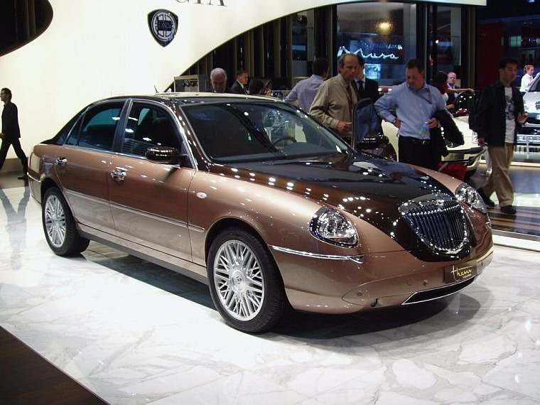 lancia thesis forum bg