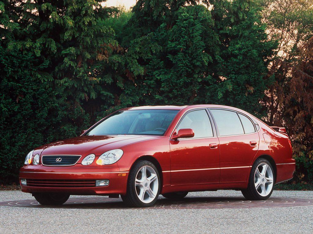 Lexus HPS Concept (1997)