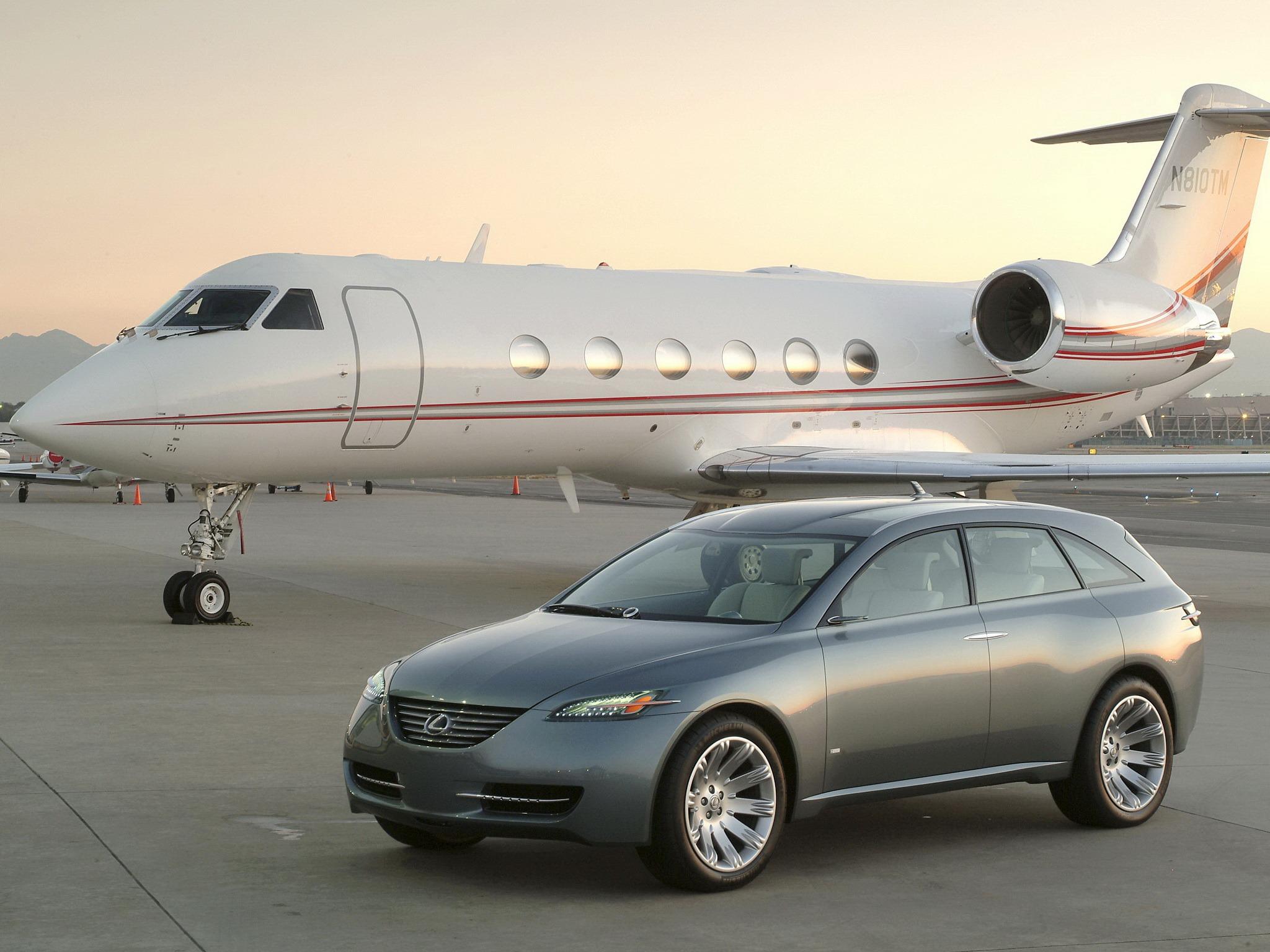 Subaru Dealer Near Me >> Lexus HPX Concept (2003) - Old Concept Cars