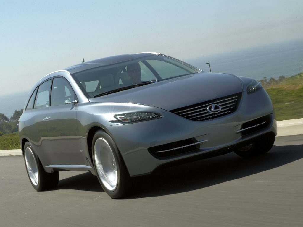Lexus HPX Concept (2003)