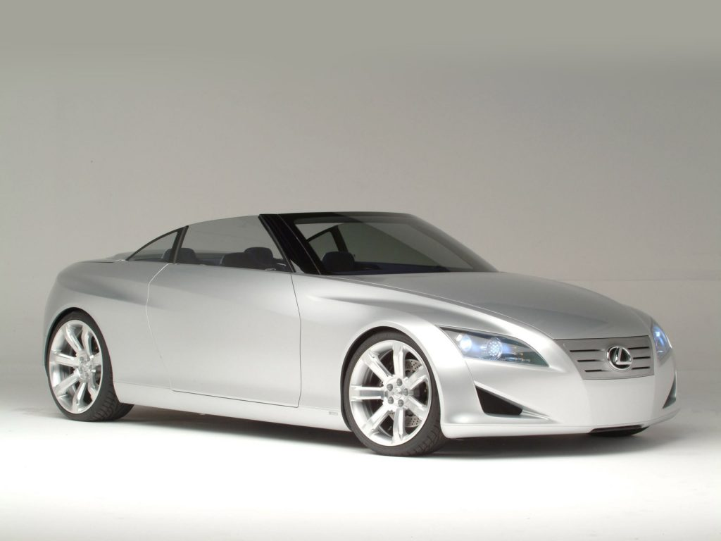 Lexus LF-C Concept (2004)
