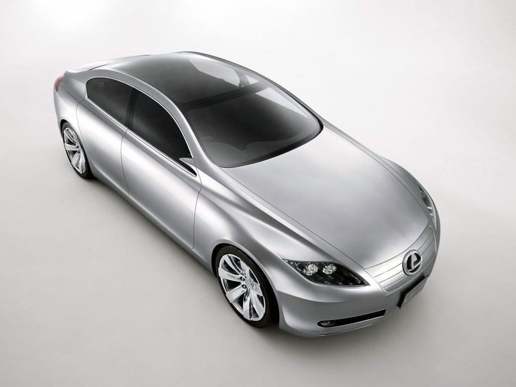 Lexus LF-S Concept (2003)