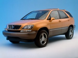 1997 Lexus SL