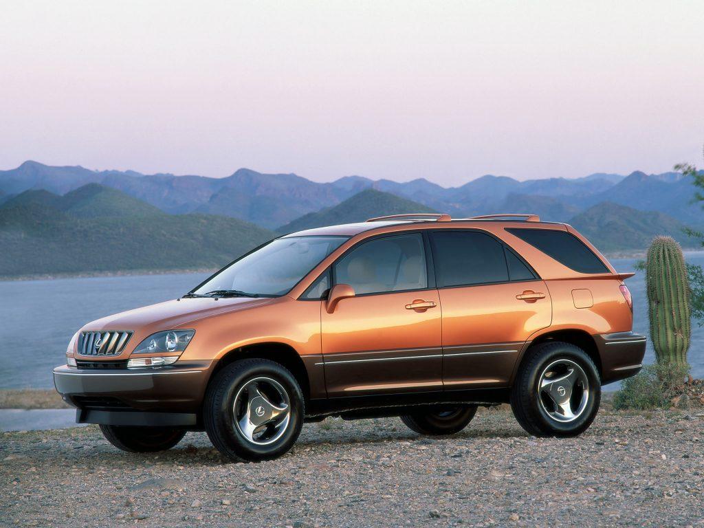 Lexus SLV Concept (1997)
