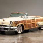 Lincoln Capri Woodie Sportsman Convertible Show Car (1955)