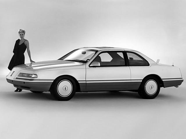 Lincoln Continental Concept 100 (1983)