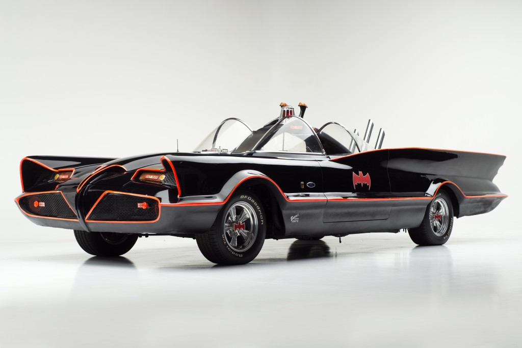 Lincoln Futura Batmobile by Barris Kustom (1966)