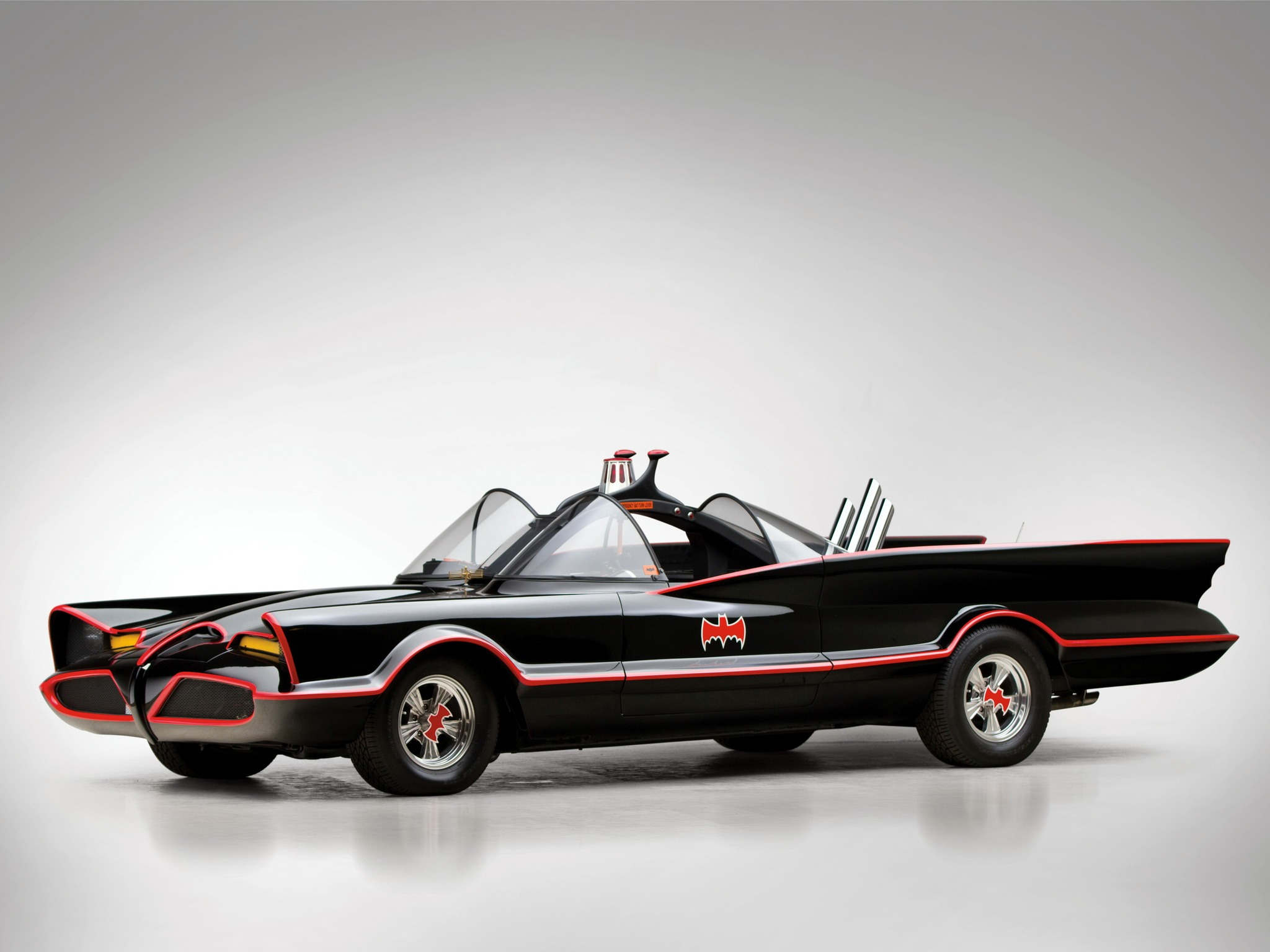 Lincoln Futura Batmobile By Barris Kustom 1966 Old Concept Cars