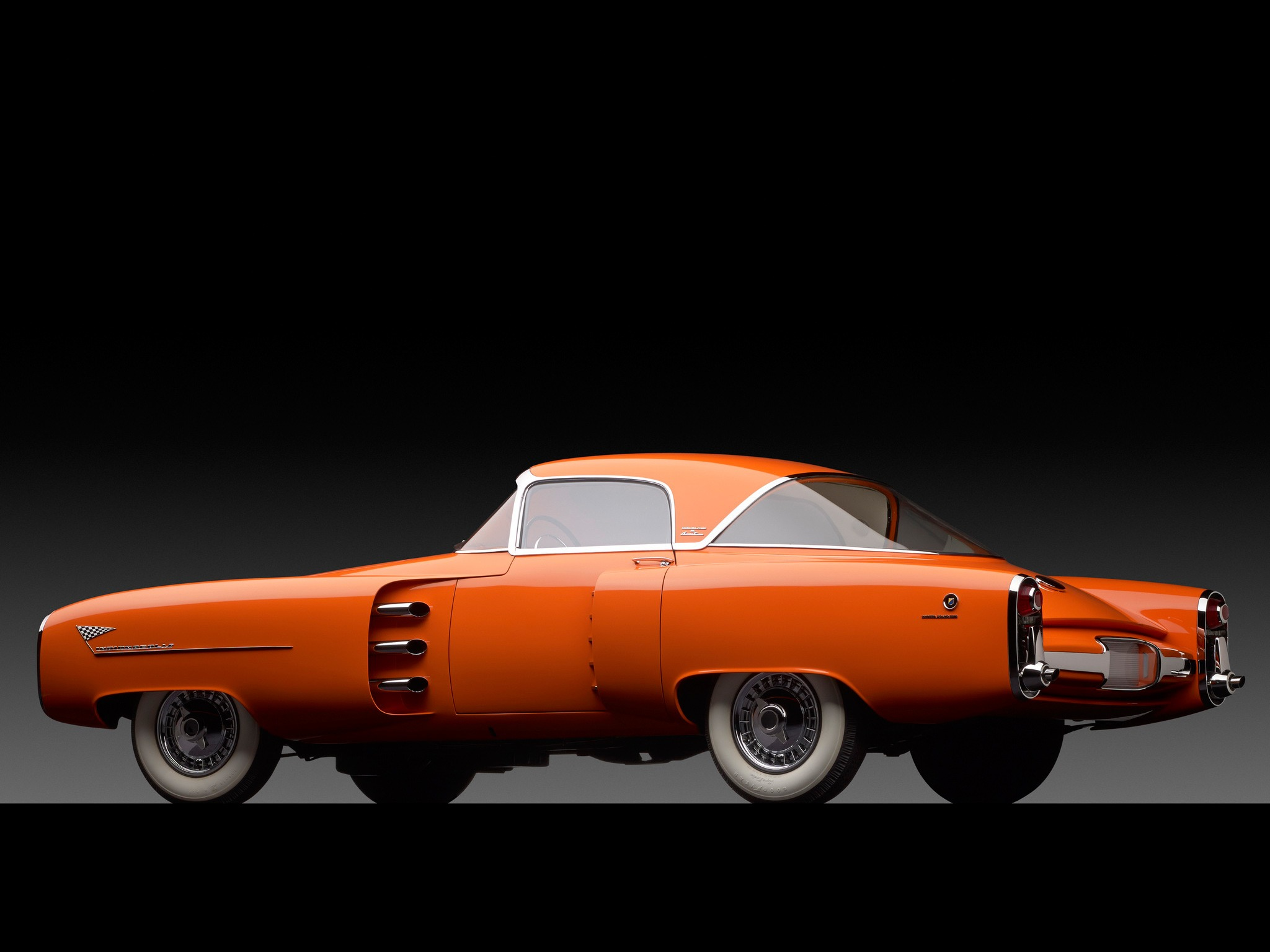 Lincoln Indianapolis Concept by Boano (1955) - Old Concept Cars