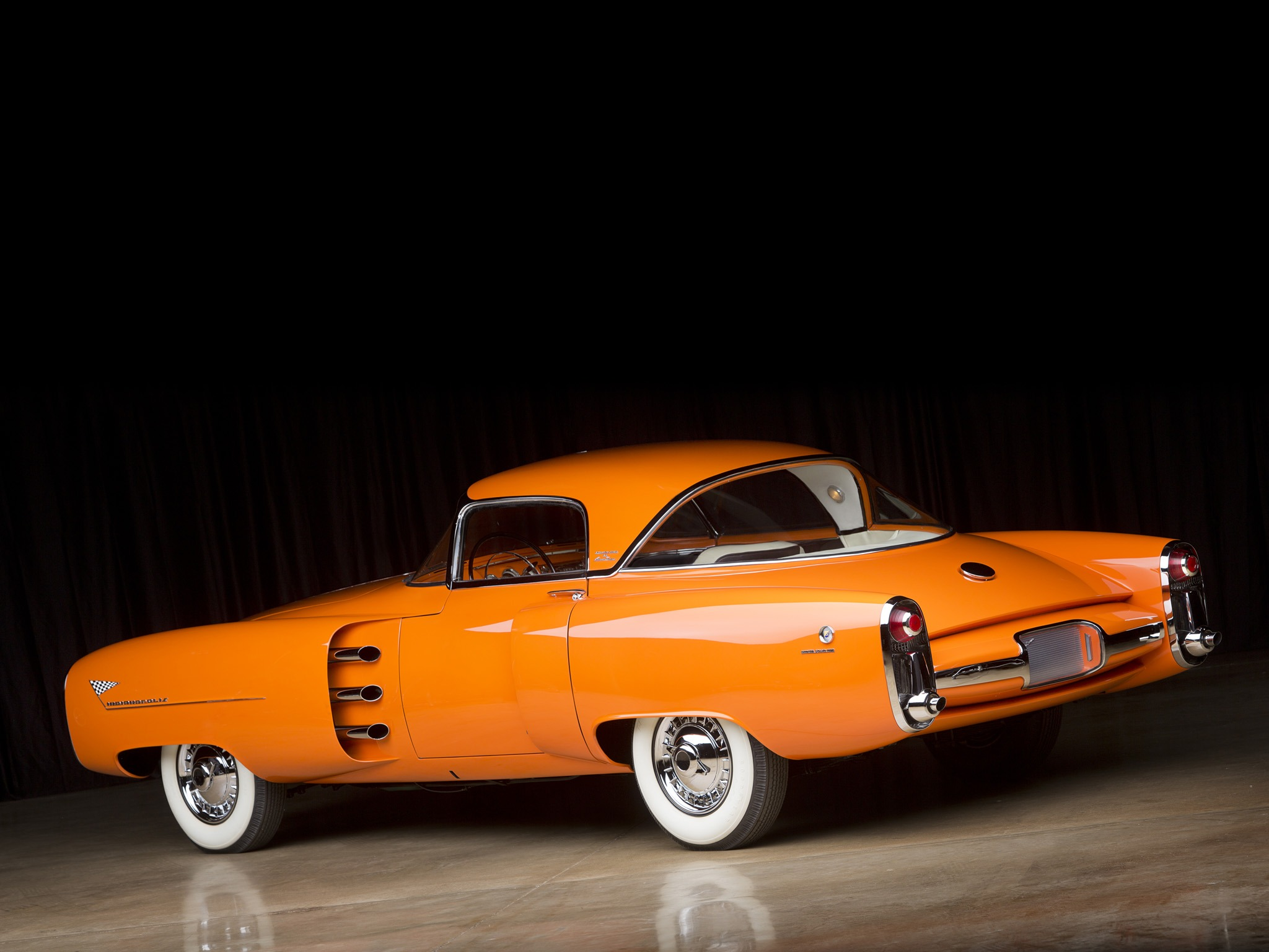 Lincoln Indianapolis Concept by Boano (1955) – Old Concept ...