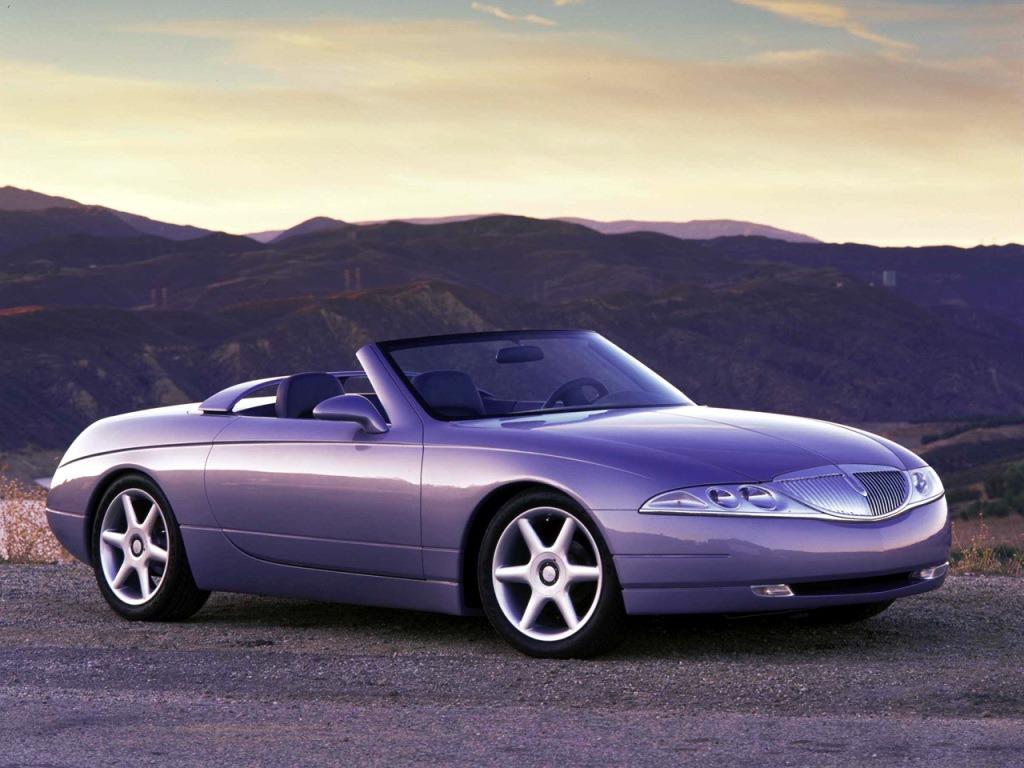 Lincoln L2K Concept (1995)